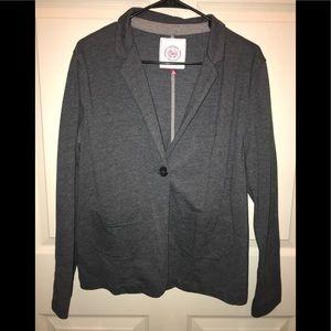 Casual Jacket | dark grey